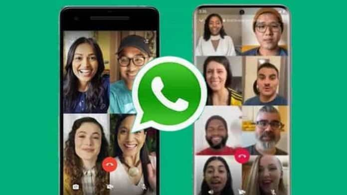Video call WhatsApp