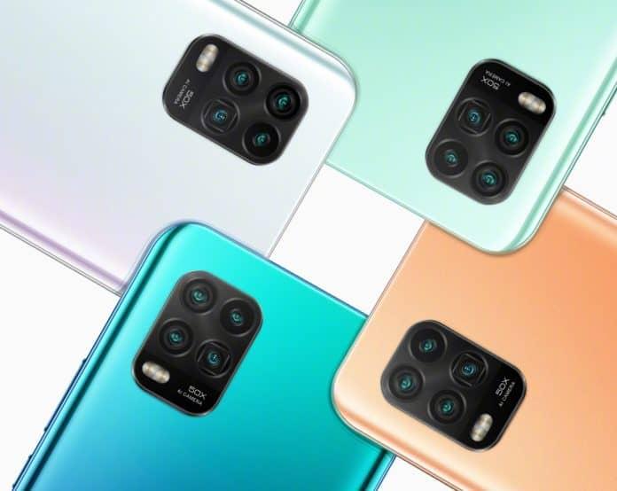 Xiaomi Mi 10T Lite Pro