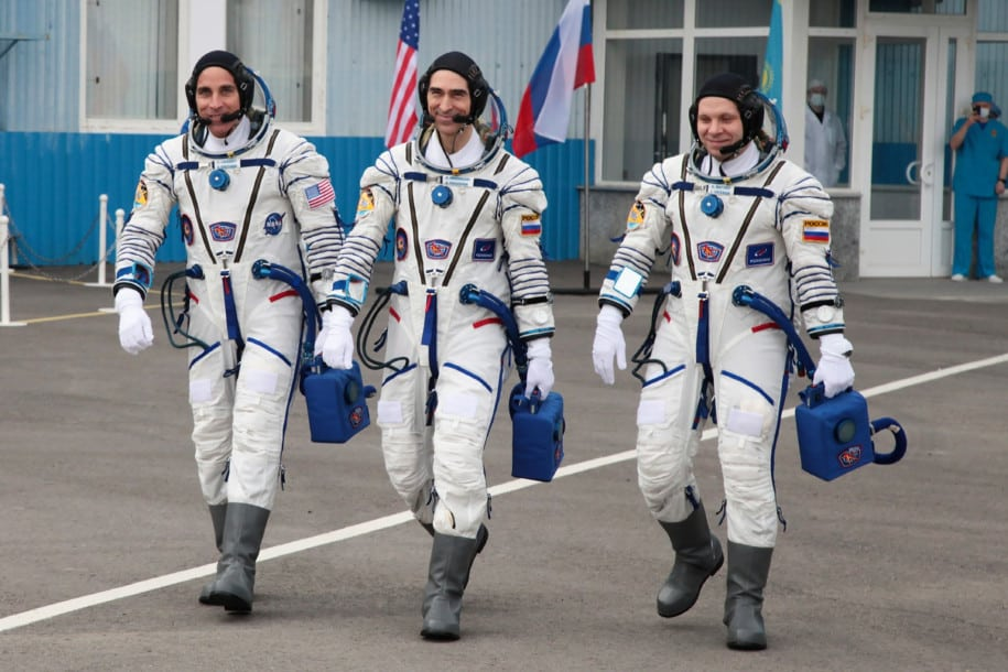 Astronot ISS