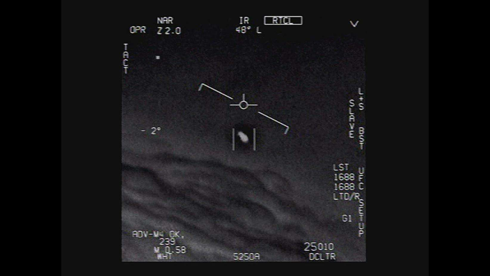 video rahasia penampakan UFO
