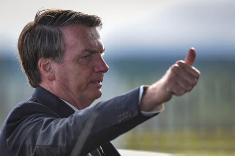 Video Kontroversial Presiden Brasil Soal Corona Dihapus Facebook dkk