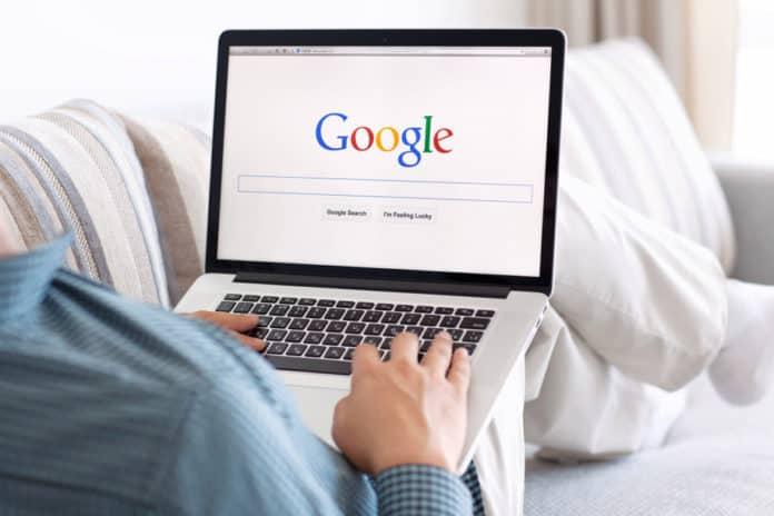 Google Search perangi Corona