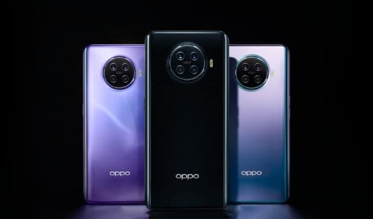 Oppo Ace2, Andalkan 4 Kamera dan Snapdragon 865