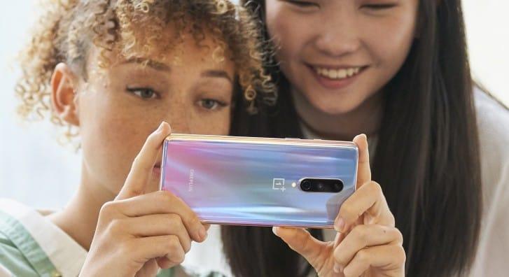 Kamera OnePlus 8