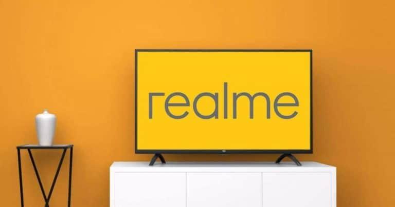 Smart TV Realme Lolos Sertifikasi, Segera Dijual Resmi?