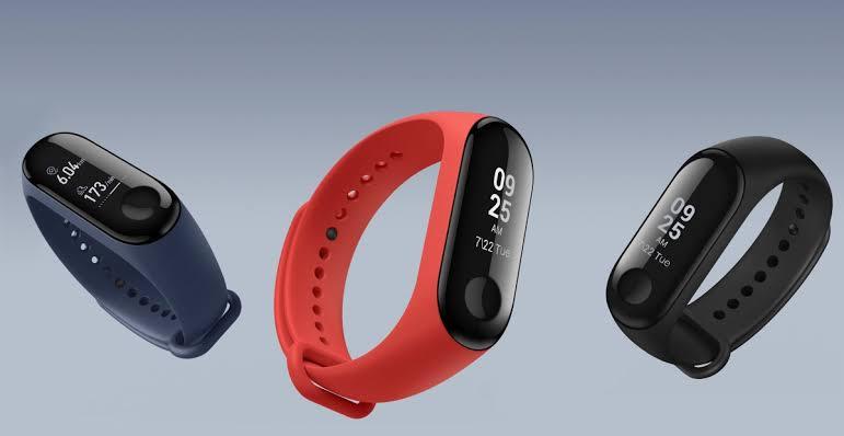Xiaomi Mi Band 3 smartwatch terbaik