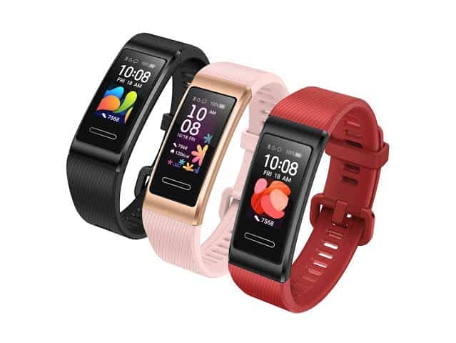 Huawei Band 4 smartwatch terbaik