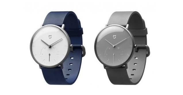 Xiaomi Mija Quartz smartwatch terbaik
