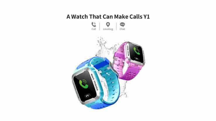 iMOO Watch Phone smartwatch terbaik