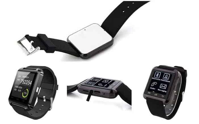 I-One U8 smartwatch terbaik