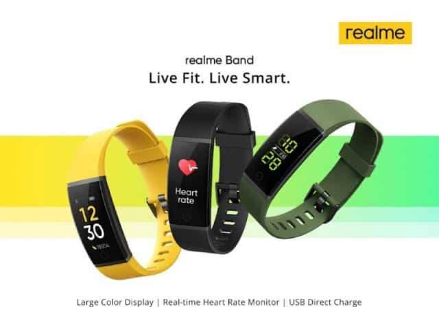 Realme Band 5 smartwatch terbaik