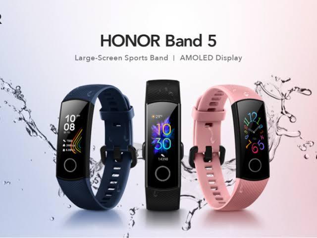 smartwatch murah Honor Band 5