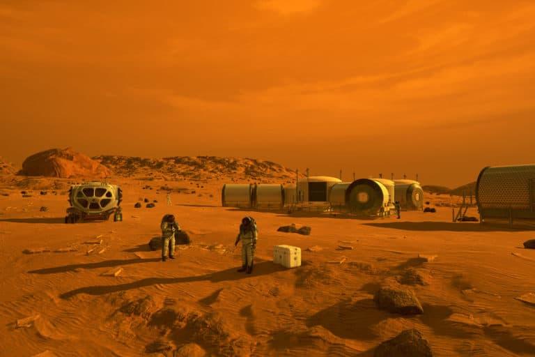 Ilmuwan Manfaatkan Momen Lockdown untuk Simulasi ke Mars