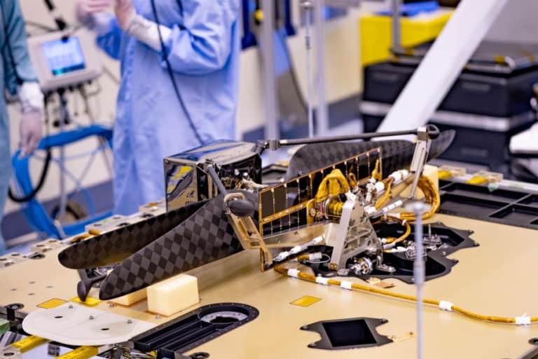 NASA Bersiap Kirim Helikopter ke Mars