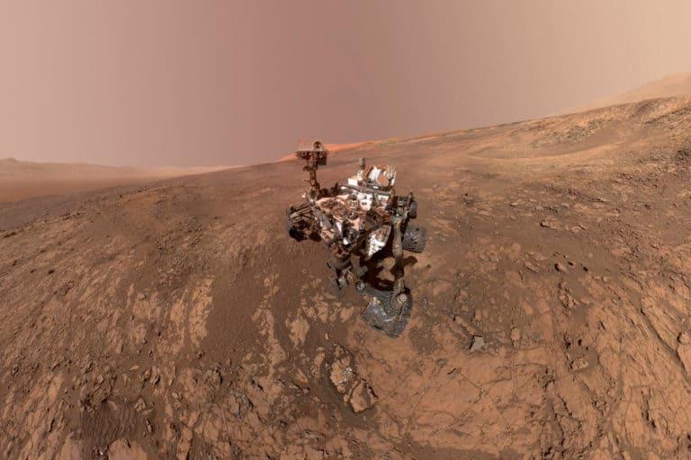 Peneliti Temukan Jejak Sumber Air Kuno di Planet Mars