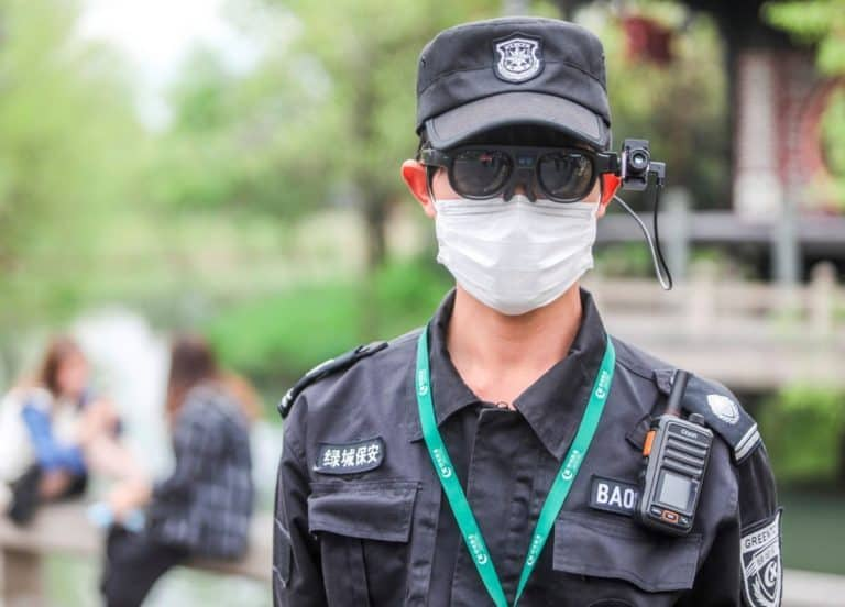 Startup China Siapkan Kacamata Pintar Pendeteksi Virus Corona