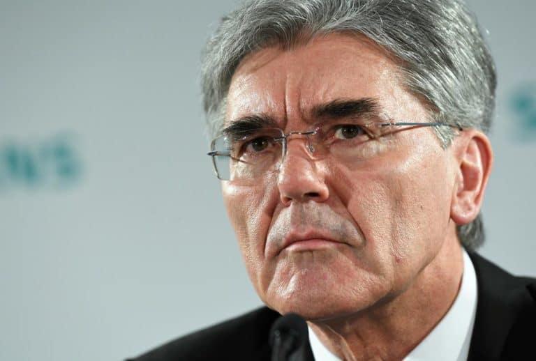 CEO Siemens Janji Tidak Ada PHK Karyawan Saat Krisis Corona