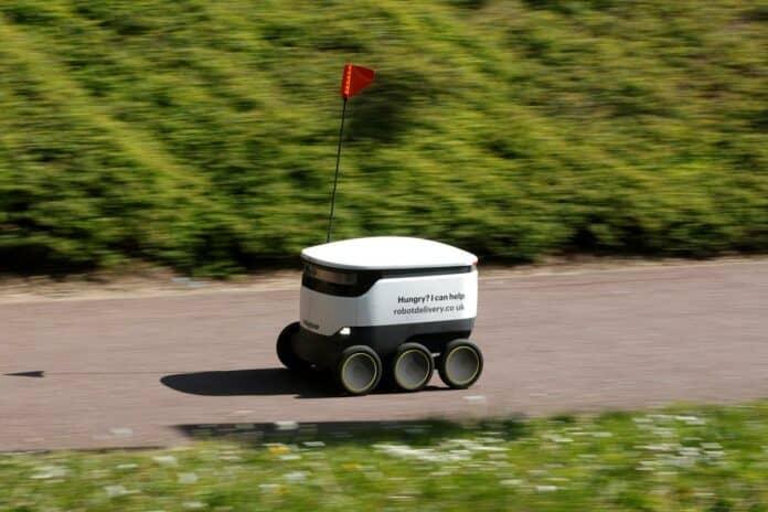 Robot belanja