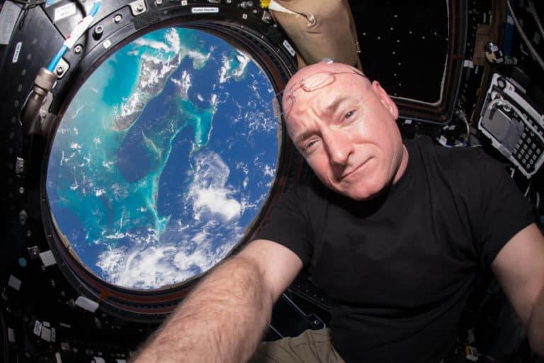 Astronot NASA Beri Tips Motivasi Anak Belajar dari Rumah