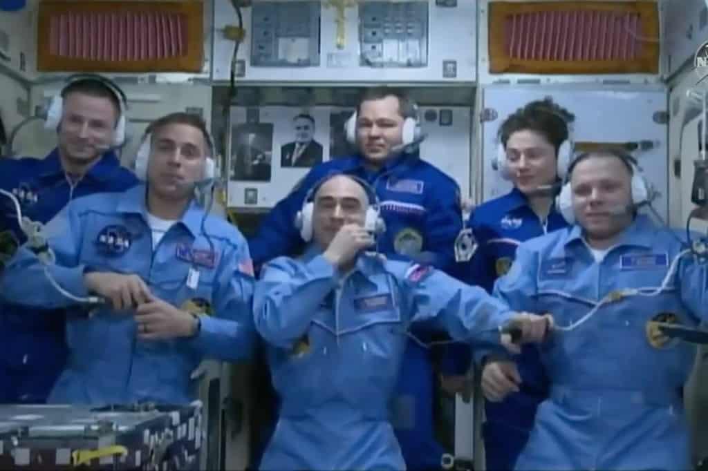 Astronot NASA Rusia