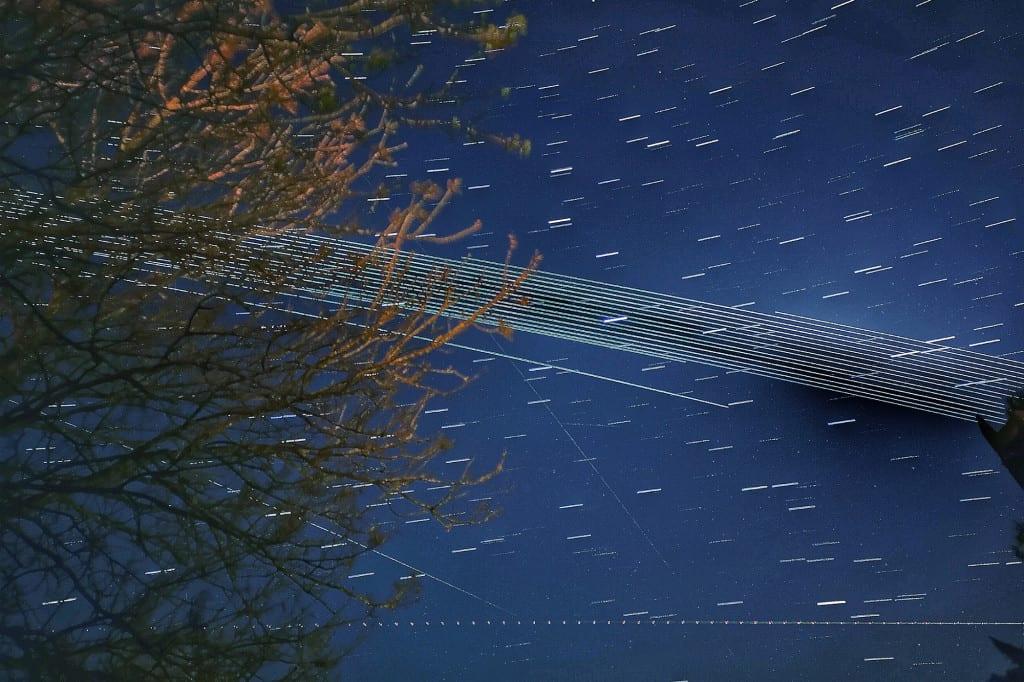 satelit Starlink SpaceX