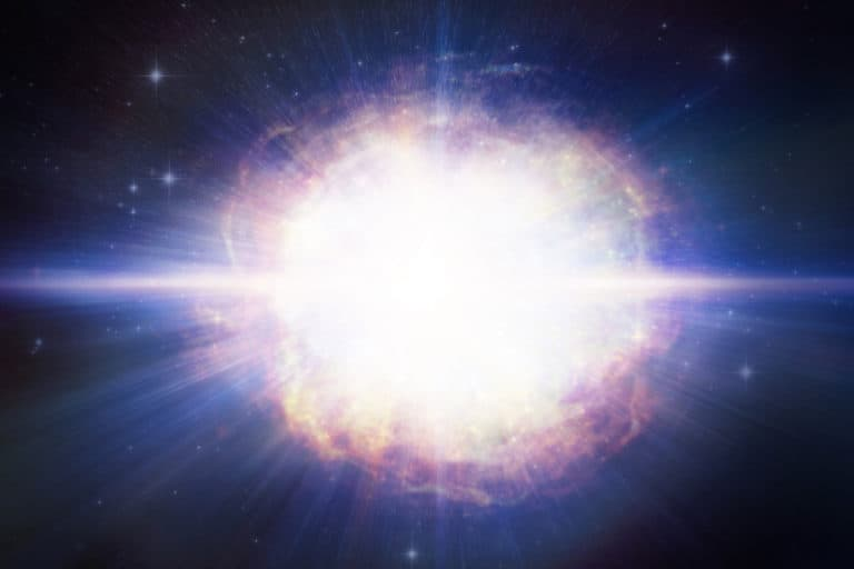 Astronom Berhasil Lihat Supernova Paling Terang