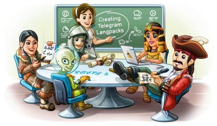 Grup Panggilan Video Telegram