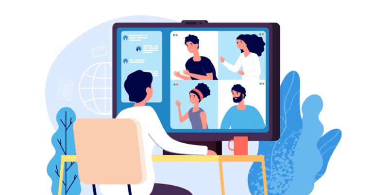 5 Tips Biar Koneksi Internet Stabil Selama Video Conference