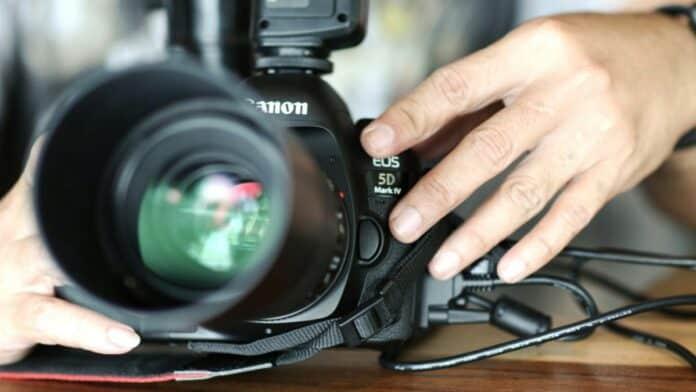 canon kamera webcam