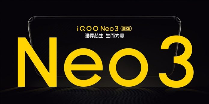 benchmark vivo iqoo neo3