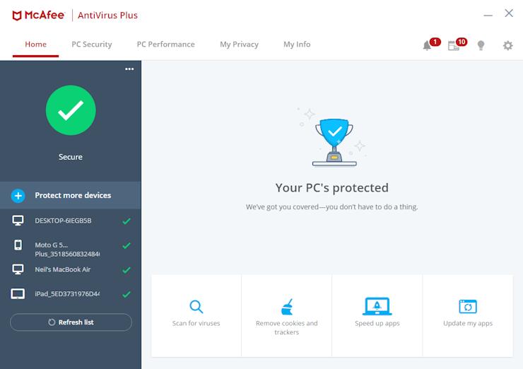 Antivirus Ringan untuk PC