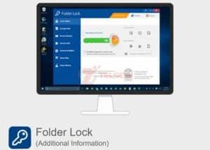 Cara mengunci folder di PC - Folder Lock