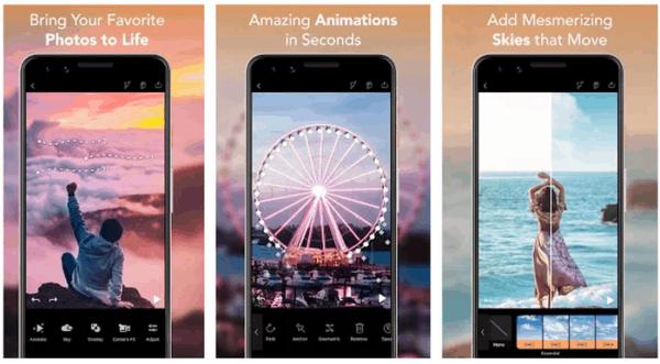 Rekomendasi 10 Aplikasi Foto Bergerak Terbaik di Android