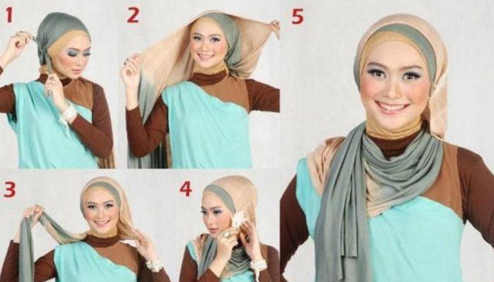 Hijab Tutorial Simple