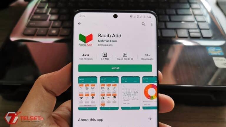 """Viral! Aplikasi Raqib Atid Bisa """"Catat"""" Dosa dan Pahala Pengguna"""