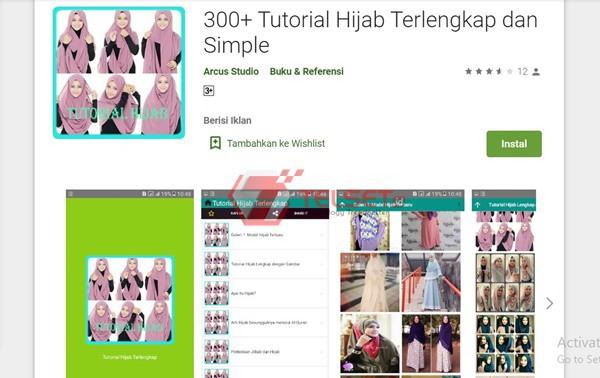 300+ Tutorial Hijab Terlengkap dan Simple