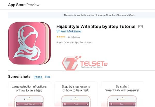 Hijab Style With Step by Step Tutorial