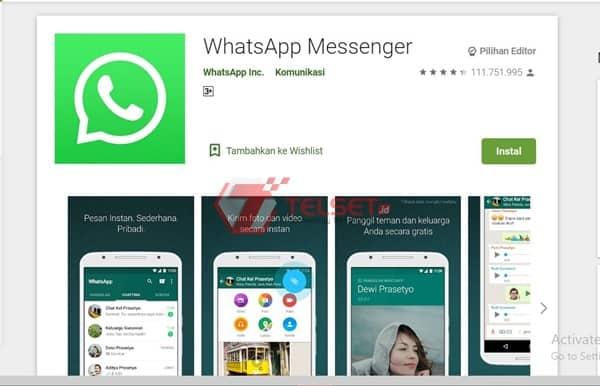 Whasapp Video Call