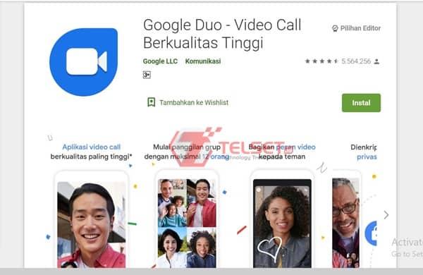 Aplikasi Video Call Mudik Virtual