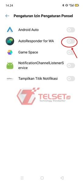 Balas WhatsApp Otomatis Android