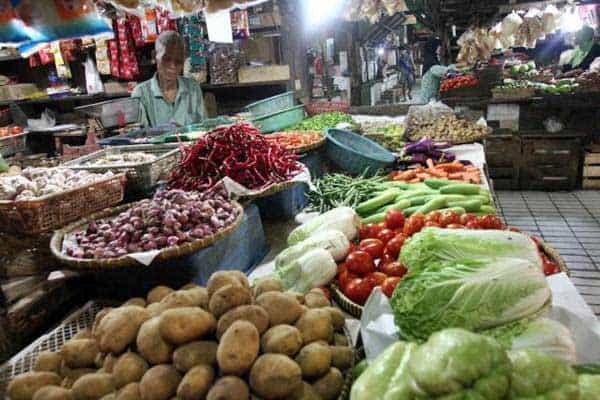 LinkAja Layani Belanja Online di Pasar Tradisional