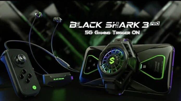 Pre order Black Shark 3