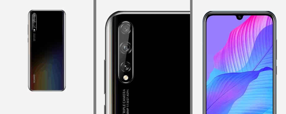 Spesifikasi Huawei Y8p