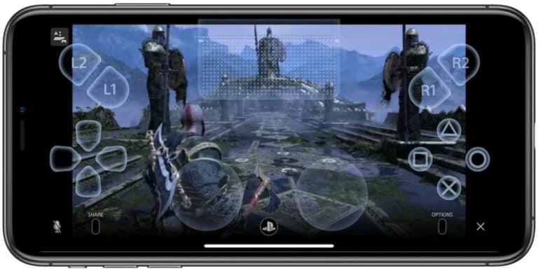 Cara Main Game PS4 di iPhone Pakai Remote Play