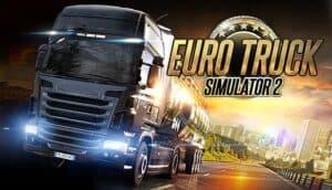 Game Simulator Mobil terbaik PC - Euro Truck Simulator