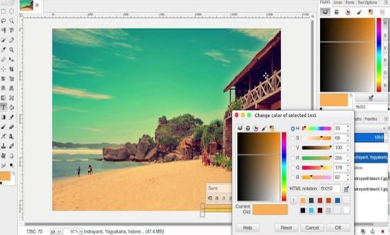 Aplikasi edit foto Pengganti Adobe Photoshop