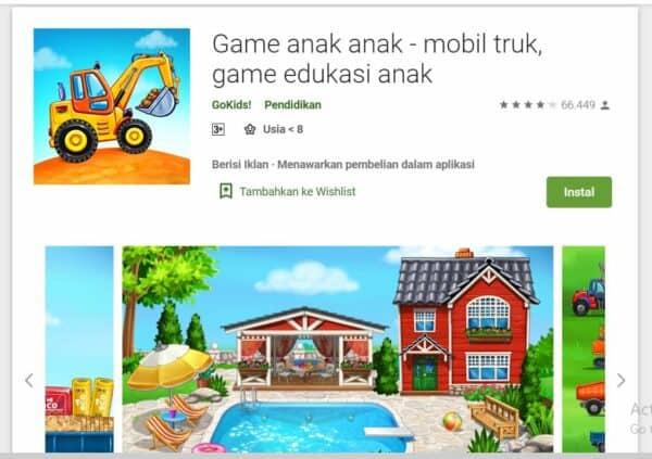 Game Anak-anak