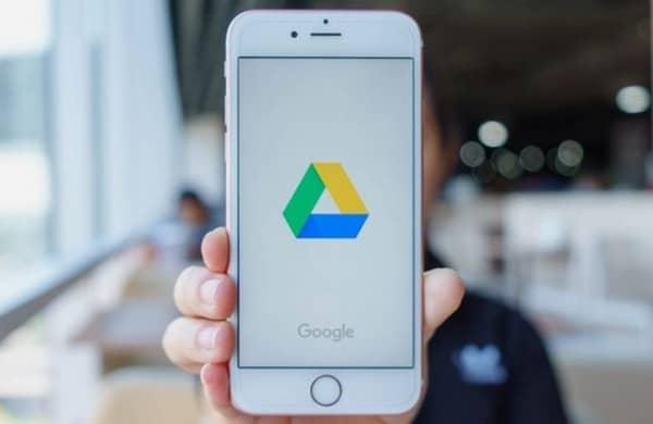 Google Drive untuk iOS