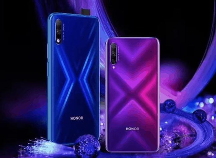 spesifikasi Honor X10