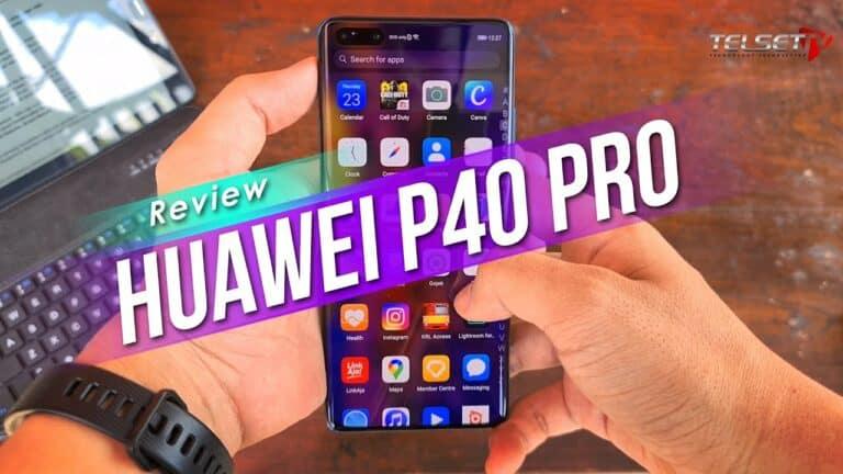 Huawei P40 Pro Review: Tetap 'Pede' dengan HMS